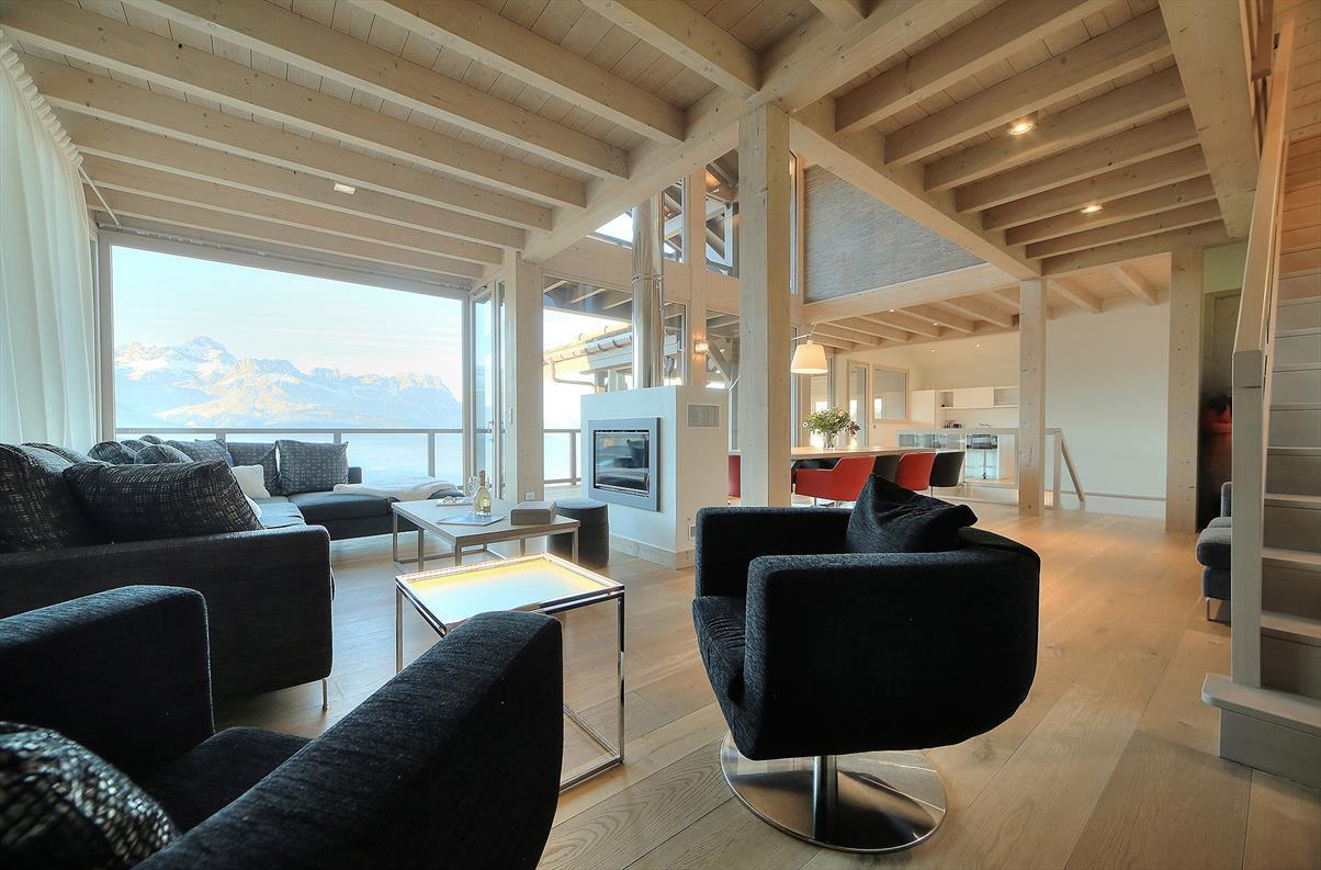 Voir le détail COMBLOUX Villa 6 pièces, 5 chambres